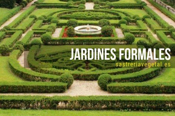 Diseño Jardines Formales