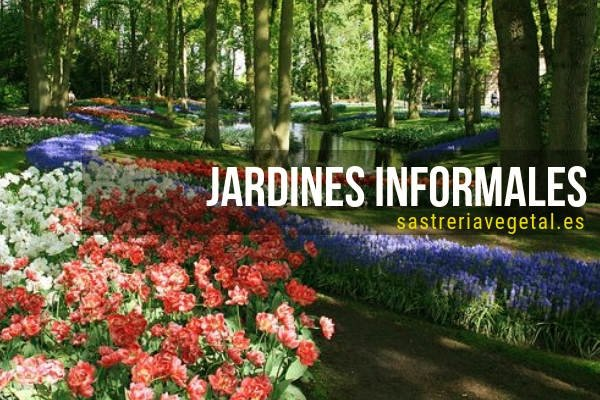 Diseño Jardines Informales