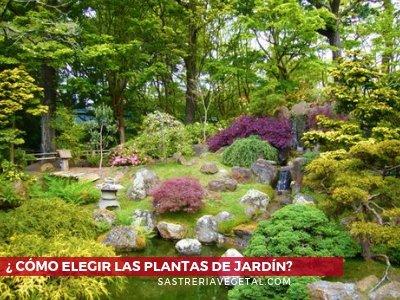 Plantas para el diseño de Jardines