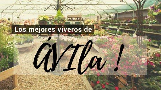 Viveros en Ávila