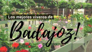 Badajoz, Directorio de Viveros.