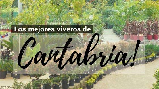 Viveros donde Comprar Plantas en Cantabria