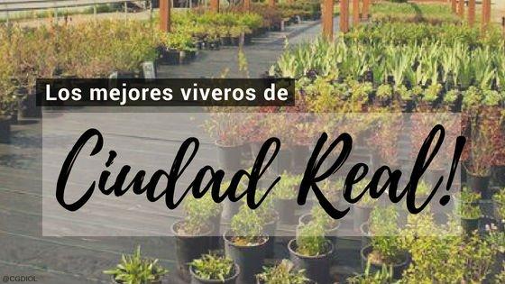 Ciudad Real, Directorio de Viveros.