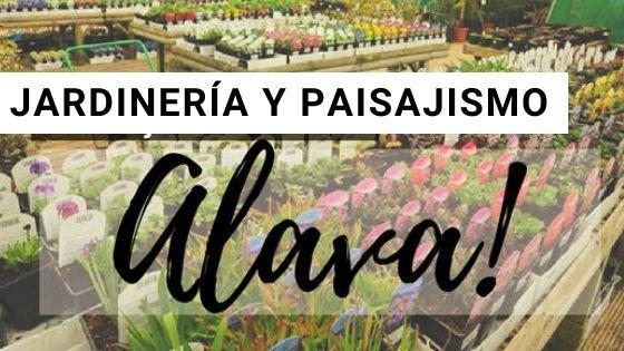 Jardinería en Alava