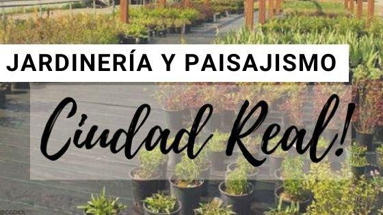 Jardinería en Ciudad Real
