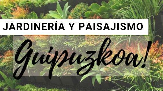 Jardineria Gipukoa