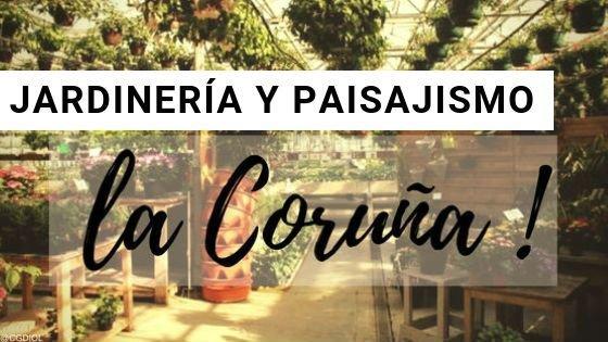 Jardinería en A Coruña