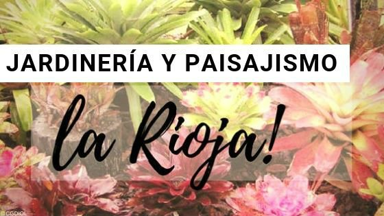 Jardineria Y Paisajismo La Rioja, España