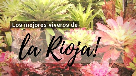 Viveros en La Rioja