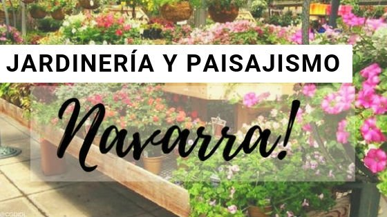 Navarra, Paisajismo y Jardineria