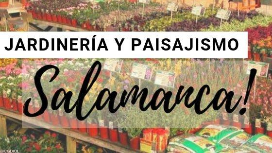 Salamanca, Paisajismo y Jardinería