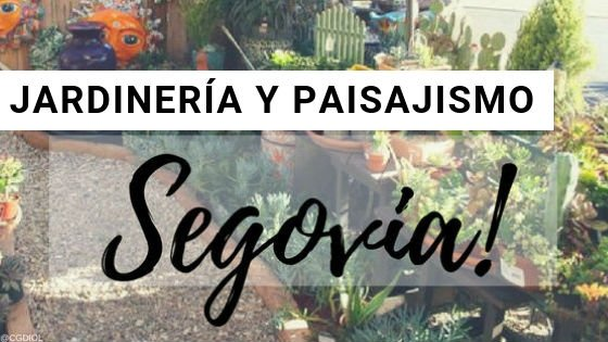 Segovia, Jardinería y Paisajismo