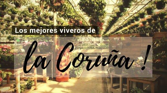 Viveros en La Coruña, España