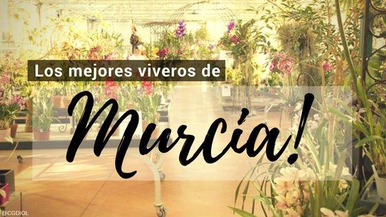 Viveros en Murcia, España