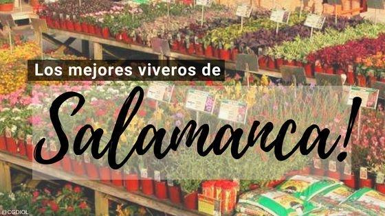 Viveros en Salamanca, España.