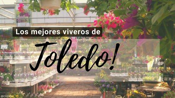 Viveros en Toledo, España.