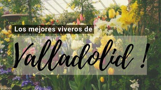 Viveros en Vallodolid, España.