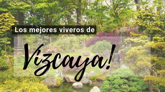 Viveros en Vizcaya, España.