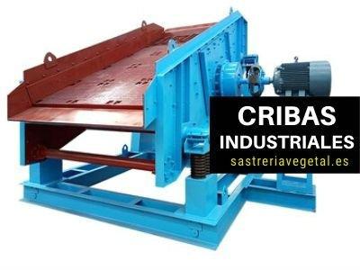 Cribas Industriales