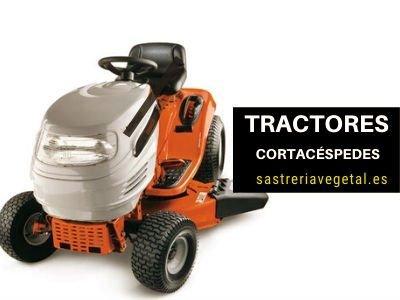 venta tractores cortacéspedes