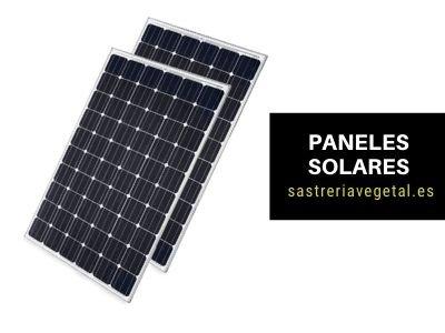 Comprar paneles solares